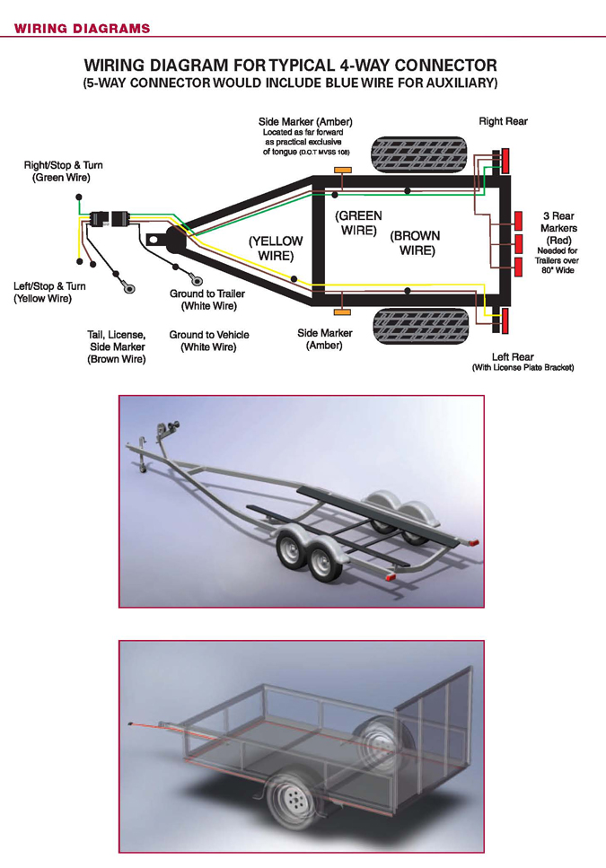 33 Led Trailer Lights Wiring Diagram